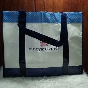 Vineyard Vines shopping bag